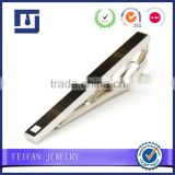 Good quality airplane enamel tie clip for business gift