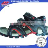 2016 Summer New Designer Mens Flats Outdoor Man Beach Walking sandals