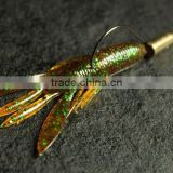 80mm fastsinking artificial soft lure