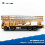 Intelligent Horizontal Operating Range Under The Bridge 10.325~18m Bridge-inspection Vehlcle/Truck