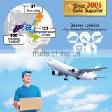 guangzhou local courier shipping from china to usa