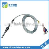 K Type Temperature Sensor Temperature Probes M6 Screw Thermocouple