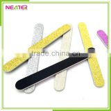 Colorful Nail Emery Board, Paper nail file, Disposable Nail File                                                                         Quality Choice