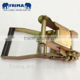 "2""/5Ton Metal Handle Ratchet Buckle for Ratchet Tie Down, Ratchet Strap, Lashing Strap"