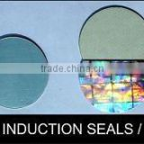 Hologram Induction Seals / Wads
