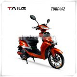 tailg electric mobility scooter 500w adult pedals moped vespa nice pedeled with pedals for sales TDRD60Z