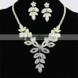 China Yiwu Jewelry Market bridal jewelry set wholesale KSHLXL-39