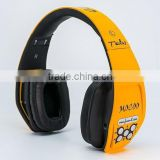 Noise Cancelling and Heavy Bass Bluetooth Headset Hand-free Stereo Headphone Oem Factory China