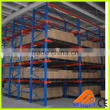 free designed high quality republic steel shelving, 4 ton heavy duty storage shelving, ground racking system