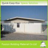 Polystyrene Panel Prefabricated Green Casa Container
