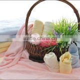 New spring attractive designed healthy top-selling bamboo fiber bath towel/gift towel/used towel