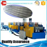 Roof use and overseas service center available after-sales service provided metal stud and track roll forming machine