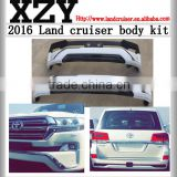 2016 land crusier Luxury body kit for 2016 FJ200 land cruiser.