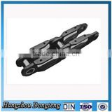 carbon steel special short pitch conveyor steel drive chain conveyor for industry Supply DIN/ISO Chain made in china