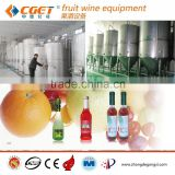 Fruit wine equipment/machinery for making fruit wine/fruit wine production line