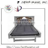 manufacturer cleaning machine for water transfer printing NO. LYH-WTPM022 for factory massive productioin line