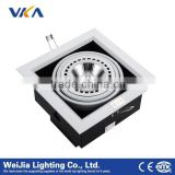 AR111 Led spotlight ,aluminum ceiling light ,led office grille light