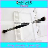 DANIWER Professional Double sided Eyeshadow brush makeup brush