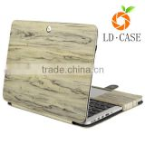 Good Price Handmade Bag Crazy Horse Leather Case Back Cover for macbook Pro