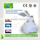 Led Light Therapy For Skin New Products For 2014 Led Light Pdt Skin Rejuvenation For Acne Blue Red Wrinkle Removal