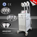 Beauty Equipment Supplier Portable cryolipolisis,temperature gradually down from 45 to -5,