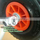 Inflatable Boat/Dinghy Stainless Steel Folding Launching Wheels