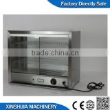 Wholesale stainless steel food warmer display cabinet