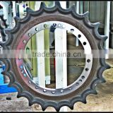 OEM standard competitive price excavator sprocket