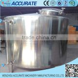 Advanced Storage Equipment Stainless Steel Jacket Tank