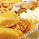 Corn Starch Screw Chips Production Line, Snack Food Processing Line, Industrial Food processing line