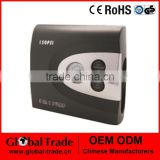 3 in 1150PSI Tire inflator 12V Air Pump Tyre infator compressor Car Air Compressor Air Inflator A0116