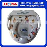 High quality Soft Baby Potty Toilet Training Seat for kids with handle