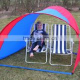 Shade sail shelter