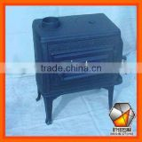 Wood burning cast iron cook stove STB002