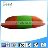 Giant Inflatable Water Jumping Air Pillow for Lake or Sea
