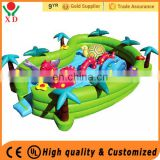 Factory wholesale inflatable bouncers for kids , inflatable bounce castle , inflatable bouncing horse for supply