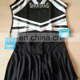 Fancy balck and silver Cheerleaders dress