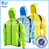 Yihao Trade Assurance 2015 mens Waterproof spring jackets cycling clothes Breathable cheap china cycling clothing china