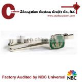 Promotional gifts clothe decoration expert factory custom logo tie clip tie bar tie pin