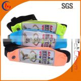 Mobile Phone Spandex Lycra Running Waist Belt