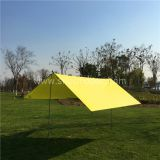 Camping Tarpaulin Shelter 300X300 CM With Pegs And Ropes Rainproof Backpacking Tarp