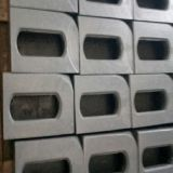 ISO1161 Container spare casting corner parts