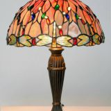 Tiffany Table Lamp-G1403879/A1542gl14K1024