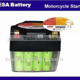 12V 4.6AH Motorcycle LiFePo4 Battery Pack A123 Cells 4S2P 26650 14.6v 13.2v 12v Motorcycle battery                                                                         Quality Choice