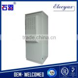SK-291 double-skin thermal battery enclosure/customized outdoor battery cabinet with heat exchanger