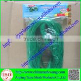 plastic uv stablished BOPP diamond mesh HDPE anti bird net for agriculture