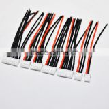 2S 3S 4S 5S 6S Balance Charger Cable 22 AWG Silicon Wire JST XH Plug