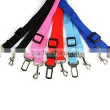 Factory outlets special 2.5CM materials dog Pet car seat belt