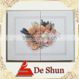 decorative fruit picture bathroom wall tile