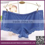 lace nylon women boxer briefs